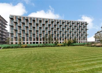 Thumbnail 1 bed flat for sale in Park View Place, Royal Wharf, London