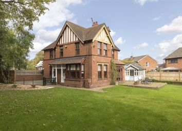 Thumbnail 4 bed detached house for sale in Birmingham Road, Warwick