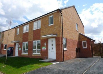 Thumbnail 2 bed semi-detached house to rent in Barmouth Street, Beswick, Manchester