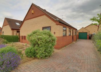 Thumbnail 2 bed detached bungalow for sale in Grammar School Walk, Scunthorpe