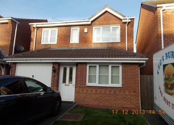 Thumbnail 3 bed detached house to rent in Mehdi Road, Oldbury