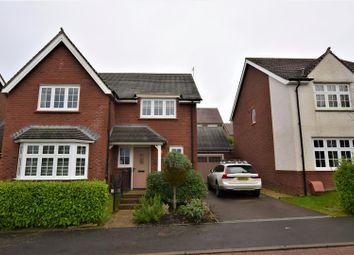 Thumbnail 4 bed detached house to rent in Ffordd Dol Y Coed, Llanharan, Pontyclun