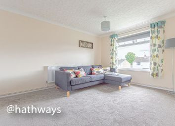 Thumbnail 1 bed flat to rent in Henllys Way, Cwmbran