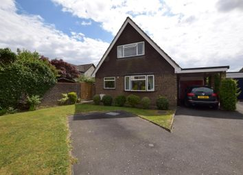 Thumbnail 3 bed detached bungalow for sale in Byron Drive, Wickham Bishops, Witham