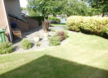Thumbnail 2 bedroom flat for sale in Thorncroft Gardens, Workington, Cumbria