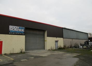 Thumbnail Industrial to let in Leeway Industrial Estate, Newport