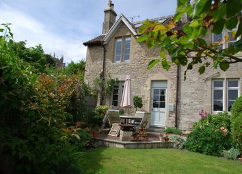 Thumbnail 2 bedroom end terrace house for sale in Southstoke, Bath