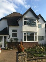 Thumbnail 3 bed detached house to rent in Warwick Crescent, Stratford Upon Avon