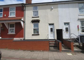 Thumbnail 3 bed terraced house for sale in Villa Street, Lozells, Birmingham