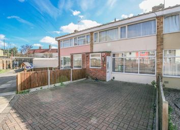 Thumbnail 3 bed terraced house for sale in Highfield Road, Gorleston, Great Yarmouth