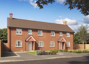 "Thumbnail 3 bed semi-detached house for sale in ""The Standlynch"" at Salisbury Road, Downton, Salisbury"