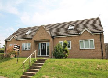 Thumbnail 4 bed detached bungalow for sale in Borrowby, Thirsk