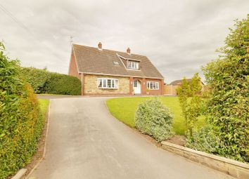 Thumbnail 4 bed detached bungalow for sale in Barton Lane, Barrow-Upon-Humber
