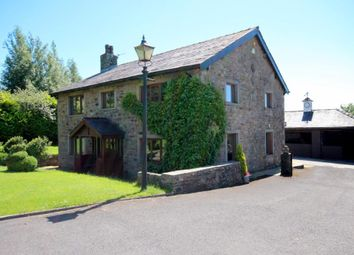 Thumbnail 4 bed detached house for sale in Cuckstool Lane, Fence, Lancashire