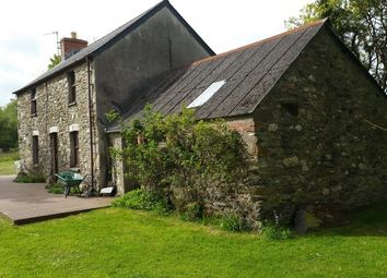 Thumbnail 2 bed detached house to rent in Eglwyswrw, Crymych