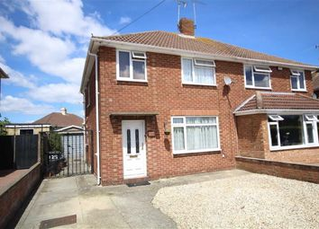 Thumbnail 3 bed semi-detached house for sale in Upham Road, Old Walcot, Swindon