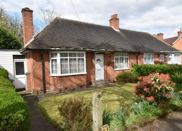 Thumbnail 2 bed semi-detached bungalow for sale in Hay Green Lane, Bournville, Birmingham