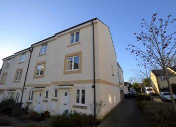 Thumbnail 4 bed end terrace house for sale in Ebdon Way, Torquay, Devon