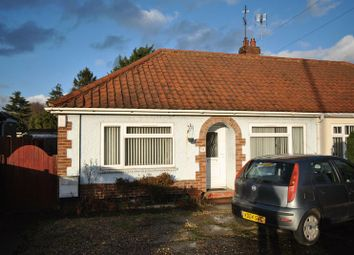 Thumbnail 2 bed semi-detached bungalow for sale in St. Williams Way, Thorpe St. Andrew, Norwich