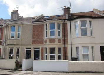 Thumbnail 4 bedroom terraced house for sale in Highbury Road, Bedminster, Bristol