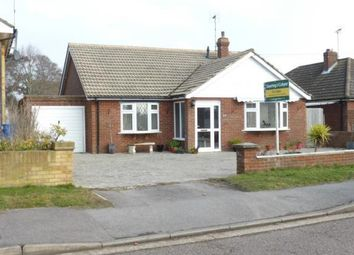 Thumbnail 2 bed bungalow for sale in Queens Road, Littlestone, New Romney