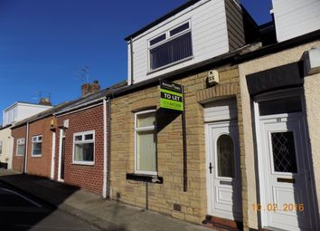 Thumbnail 2 bedroom terraced house to rent in Brady Street, Pallion, Sunderland