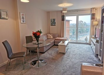 Thumbnail 2 bed flat for sale in Viaduct Road, Chelmsford