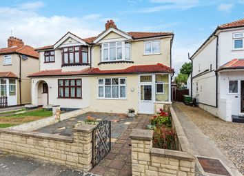 Thumbnail 3 bed semi-detached house for sale in Ashcroft Avenue, Sidcup