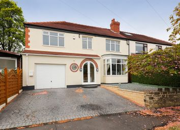 Thumbnail 4 bed semi-detached house for sale in Dalewood Road, Sheffield