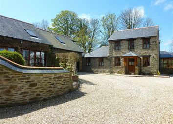 Thumbnail Detached house for sale in Newbridge, Truro, Cornwall