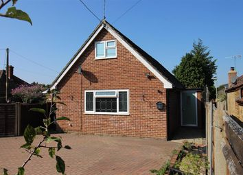 Thumbnail 3 bed detached house for sale in Forest Road, Whitehill, Bordon