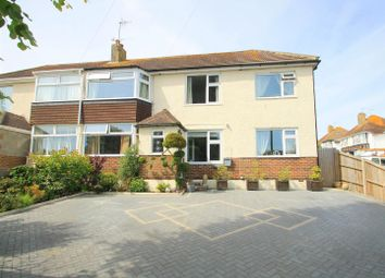 5 bed semi-detached house for sale in Fircroft Avenue, Lancing BN15