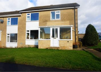 Thumbnail 3 bed semi-detached house for sale in Meadow Road, Stonehouse