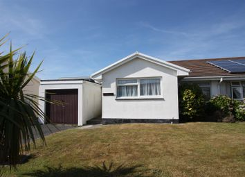 Thumbnail 3 bed semi-detached bungalow for sale in Wheal Golden Drive, Holywell Bay, Newquay