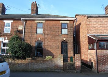 Thumbnail 3 bed end terrace house for sale in Gresham Road, Beccles