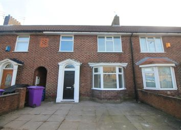 Thumbnail 3 bed terraced house for sale in Utting Avenue East, Norris Green, Liverpool