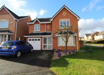 Thumbnail 4 bed detached house for sale in Trafalgar Close, Davenham, Northwich