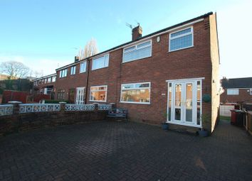 Thumbnail 3 bed terraced house for sale in Leven Close, Kearsley, Bolton