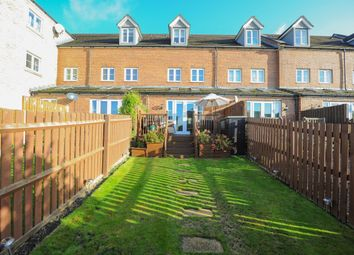 Thumbnail 3 bed town house for sale in Macmillan Mews, Old Road, Chesterfield
