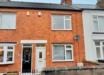 Thumbnail 3 bed terraced house for sale in Howard Street, Sutton-In-Ashfield