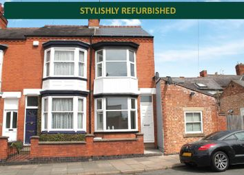 3 bed terraced house for sale in Lorne Road, Clarendon Park, Leicester LE2