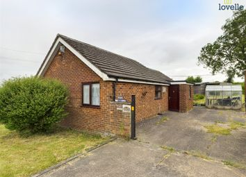 Thumbnail 2 bed bungalow for sale in Louth Road, East Barkwith, Market Rasen