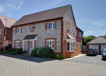 Thumbnail 4 bed detached house for sale in Wellesbourne Crescent, High Wycombe