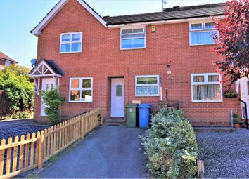 Thumbnail 1 bed terraced house for sale in Dunwoody Close, Mansfield