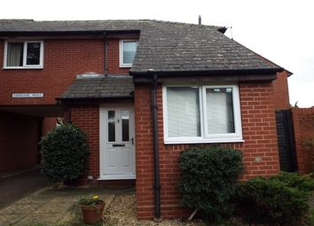 Thumbnail 2 bed property to rent in Sansome Mews, Worcester