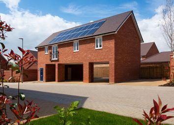 "Thumbnail 2 bed duplex for sale in ""Stevenson"" at Carters Lane, Kiln Farm, Milton Keynes"