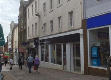 Thumbnail Retail premises to let in 123-127 High Street, Dumfries