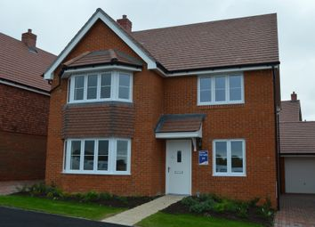 Thumbnail 5 bed detached house for sale in Kings Gate, Amesbury, Salisbury