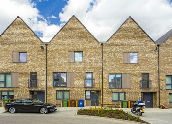 Thumbnail 4 bedroom terraced house to rent in Fisher Close, Anchor Point, Rotherhithe