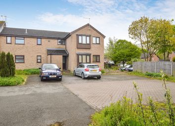 Thumbnail 1 bed flat for sale in Laithwaite Close, Leicester